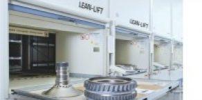 Regał Lean-Lift