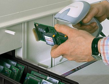 składowanie elektroniki