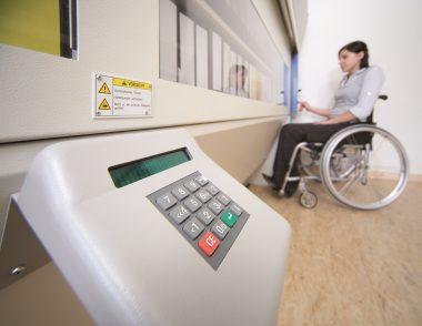 regały dla niepełnosprawnych