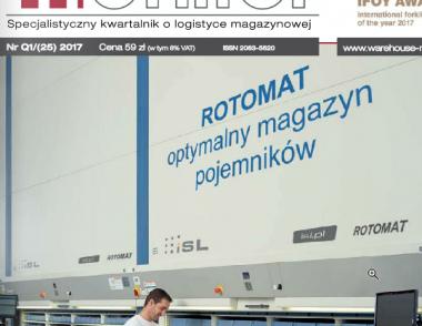 automatyka magazynowa